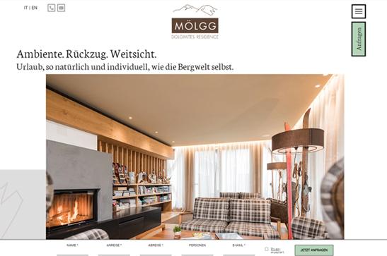 Dolomites Residence Mölgg